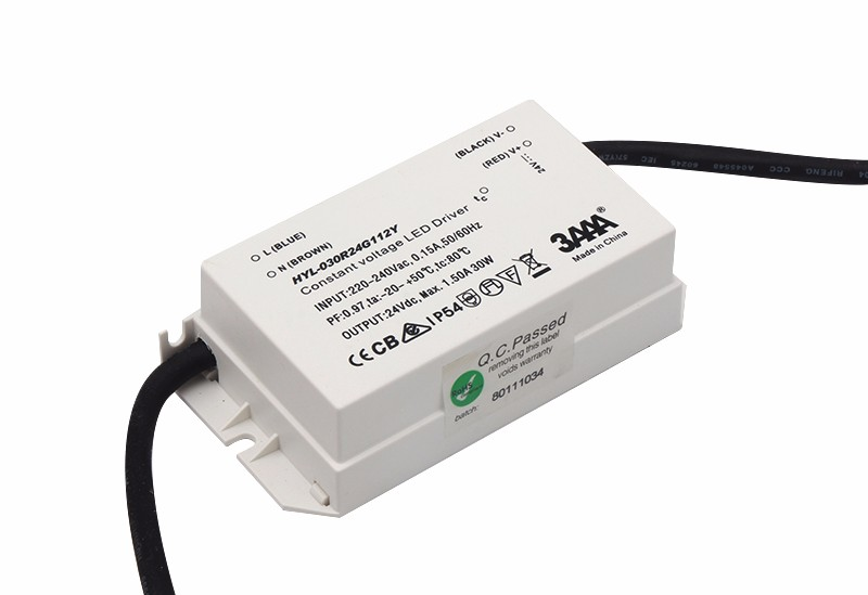 Standard-constant voltage built-in&independent type LED driver  112Y  158Y