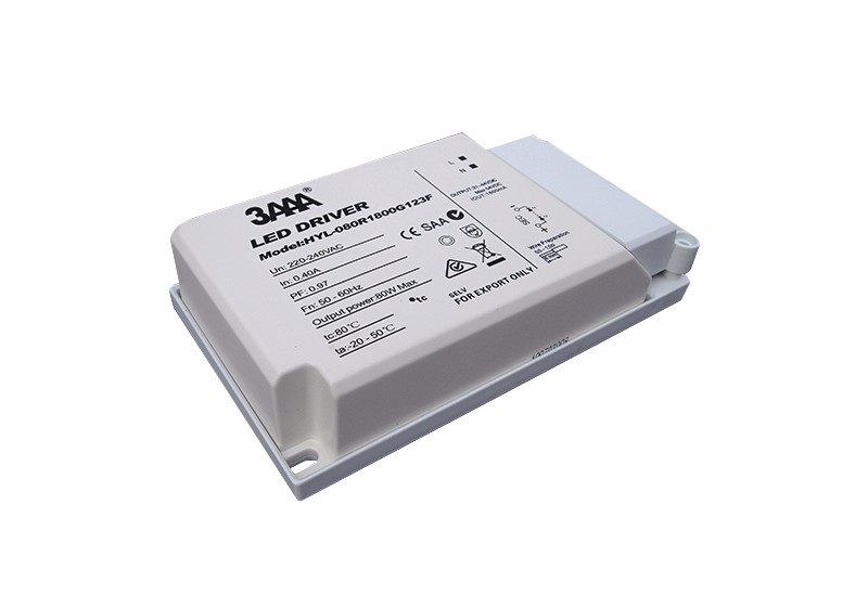Standard-independent&built-in type LED driver