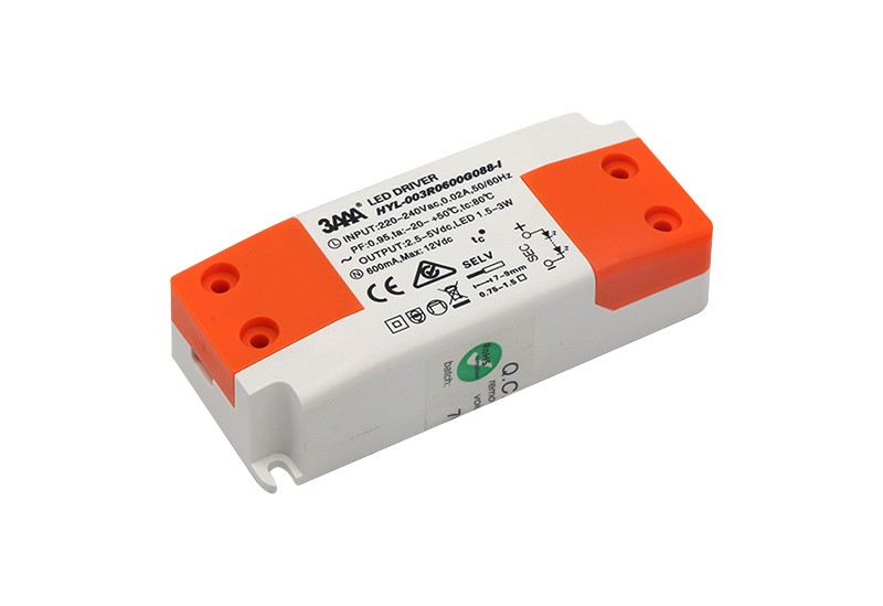 Standard-independent type LED driver 88D 123D 145D 175D