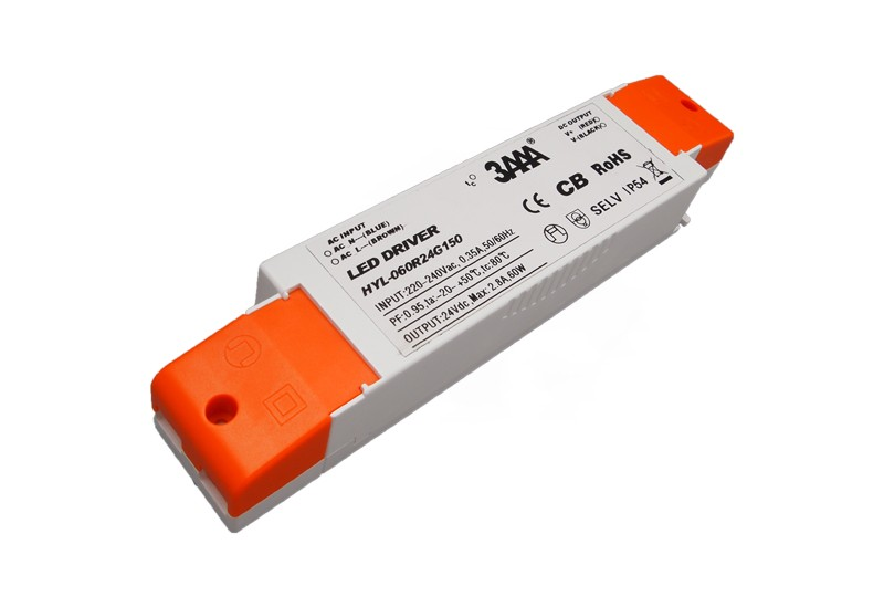 Standard-constant voltage built-in&independent type LED driver 130 150 250 2