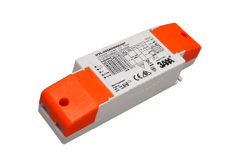 Standard-0~10V dim independent & built-in type LED driver